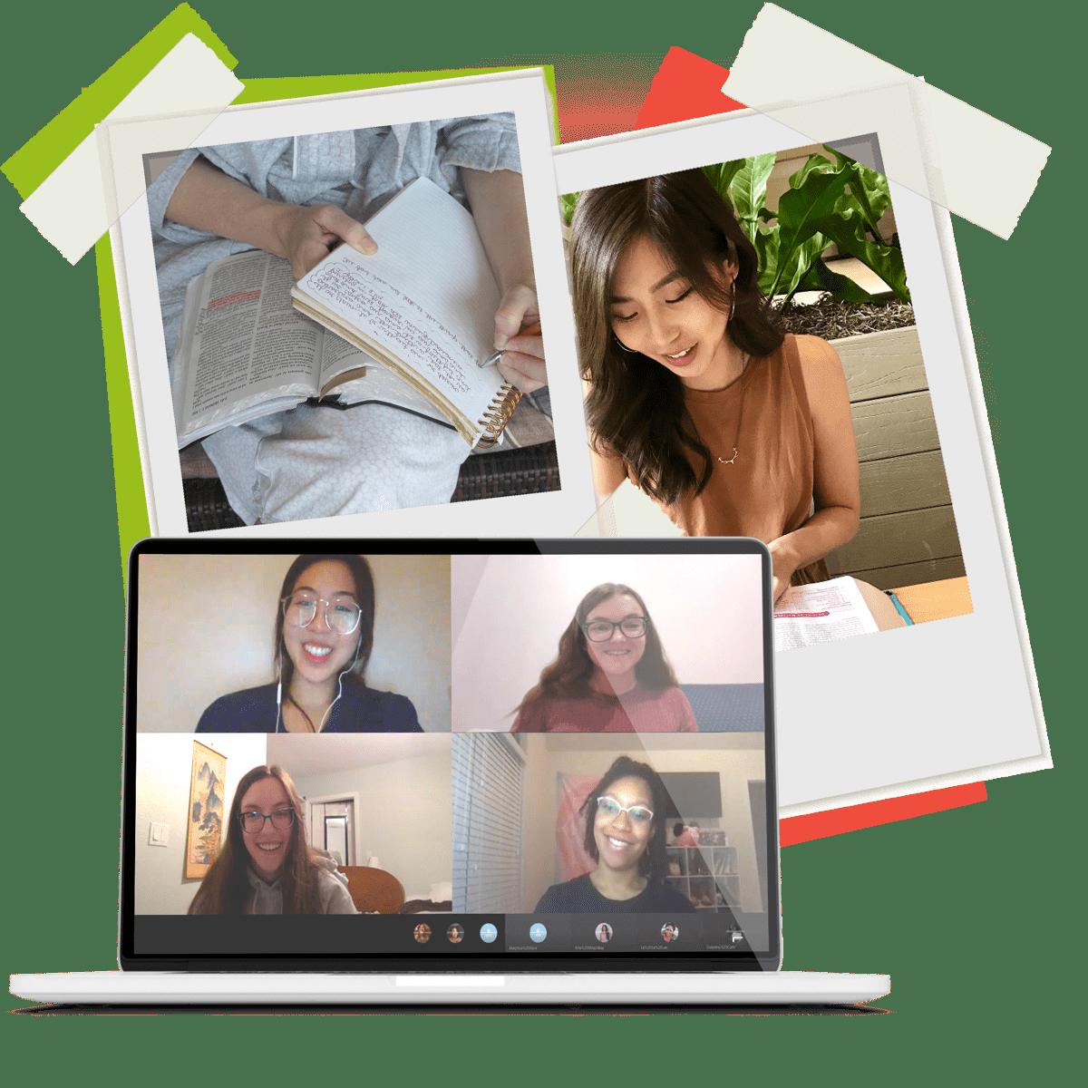 Image showcasing Online Bible Studies